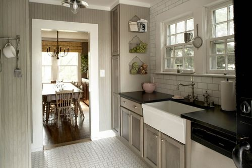 Haskell's kitchen via style court