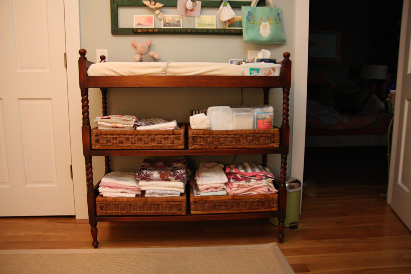 changing table2