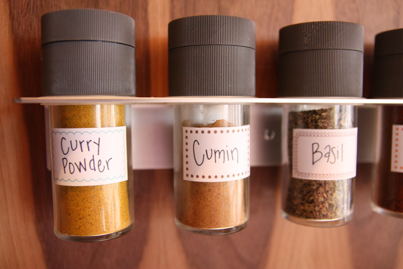 ikea spice rack